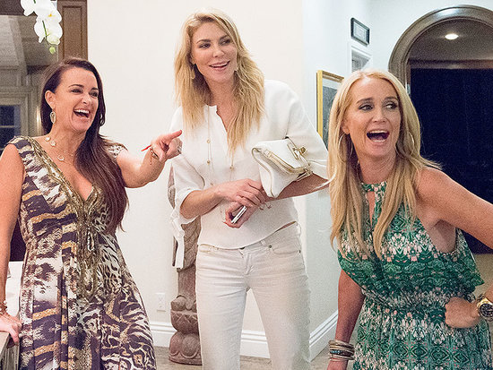 Brandi Glanville Fires Back at Kyle Richards Saying She Came Between Her and Sister Kim: 'She's a Really Good Liar'