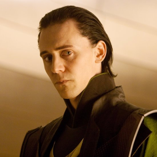 Tom Hiddleston as Loki GIFs