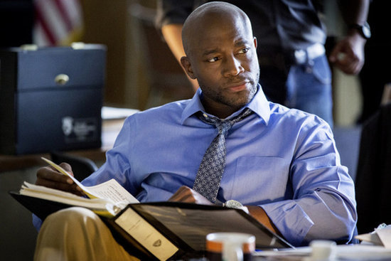Taye Diggs Joins Episode 300 of 'NCIS'