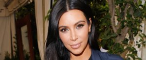 "Kim Kardashian Isn't on a ""Self-Imposed Diet Exile,"" Thank You Very Much"
