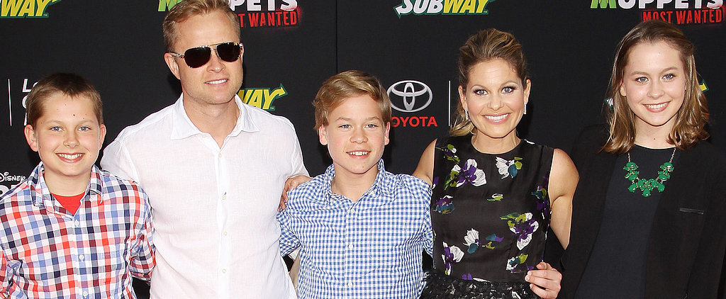 This Peek Into Candace Cameron-Bure's Home Life Will Make You Love Her Even More Than You Did in the '90s