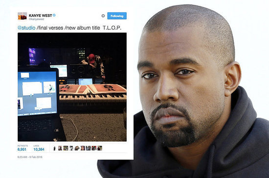 Kanye West Has Changed His Album Title Again And No-One Knows What It Means