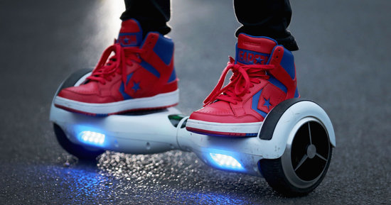 If You Thought It Was Impossible to Bang While Riding Hoverboards, Think Again