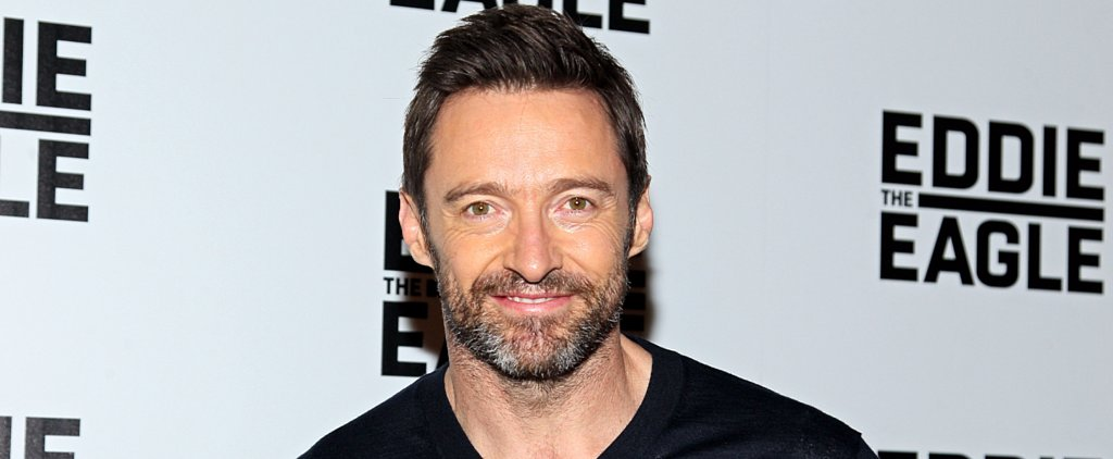 Hugh Jackman Has Some Very Important Advice About Wearing Sunscreen