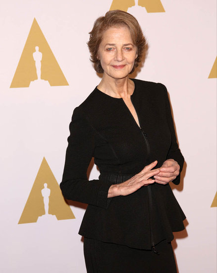 Charlotte Rampling in 45 Years movie review