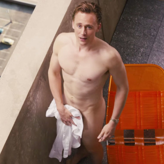 No Big Deal, but Tom Hiddleston Is Really Naked in This Trailer