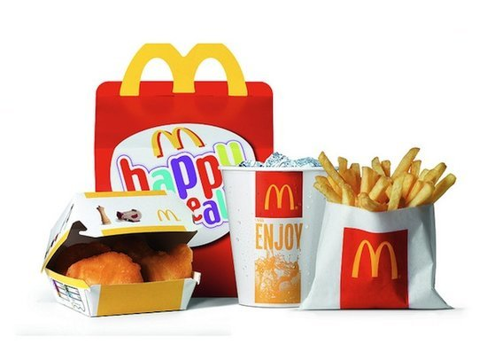 McDonald's Is Giving Out Books in Happy Meals Instead of Toys