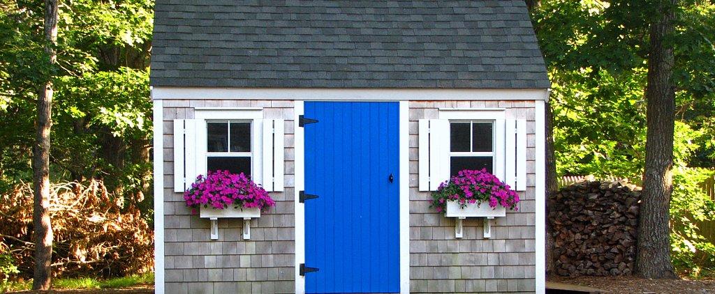 20 Quaint but Chic Garden Cottages