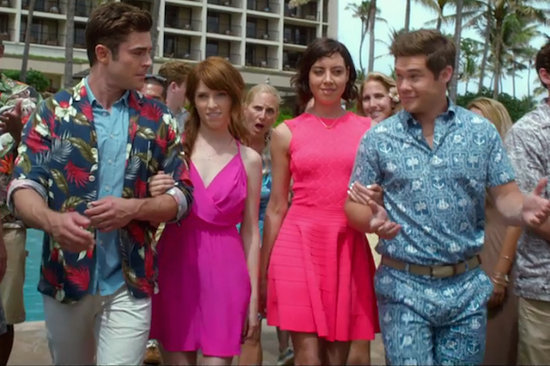 Anna Kendrick And Aubrey Plaza Get Wild In Mike and Dave Need Wedding Dates