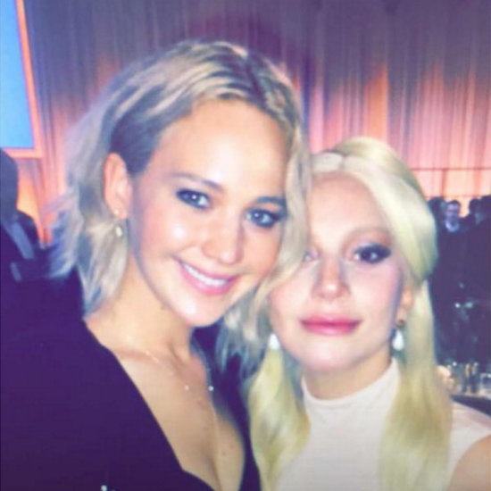 Did Lady Gaga And Jennifer Lawrence Just Form The Next Girl Squad?