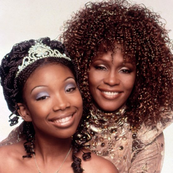 Brandy on Working With Whitney Houston and Being a Mom