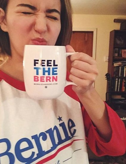 Stop Saying That I Am Not a Feminist Because I Support Bernie Sanders