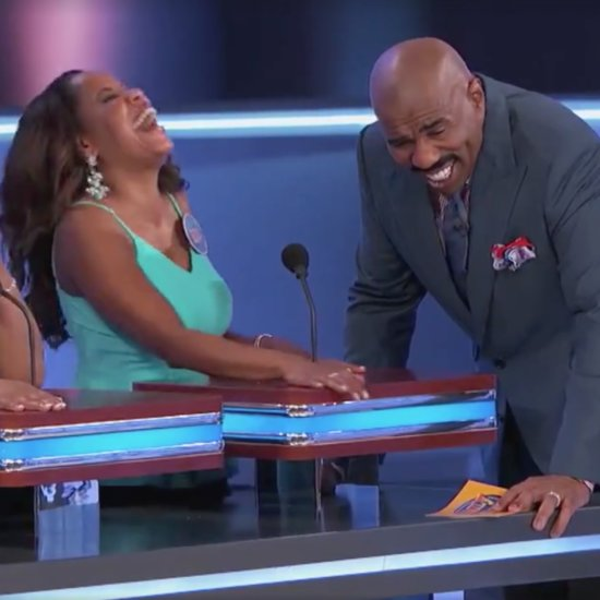 Family Feud Contestant's Funny Answers Video February 2016