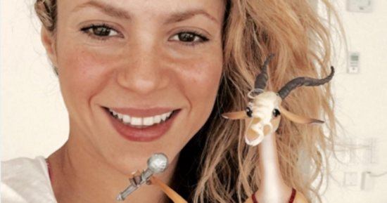 The One Thing Shakira Wanted Changed About Her Disney Character