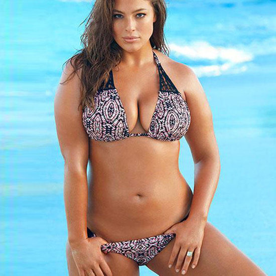 Ashley Graham Is a Sports Illustrated Swimsuit Rookie of 2016