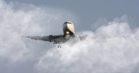 Here's How Climate Change May Delay Flights And Make Them Longer