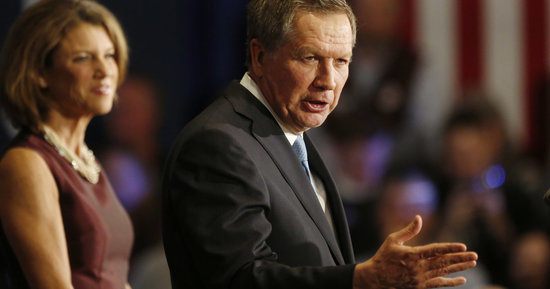 Moderate John Kasich Will Sign Bill To Defund Planned Parenthood In His State