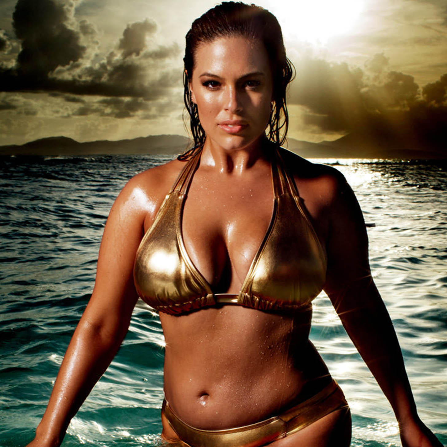Thanks! your Plus size sports illustrated swimsuit model