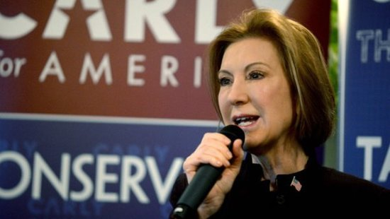 Carly Fiorina Suspends Her Presidential Campaign