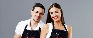 Zana and Gianni Knew What They Were Getting Into With MKR