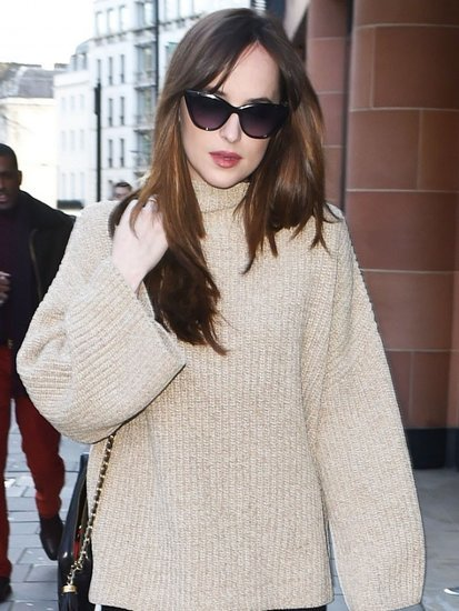 Dakota Johnson Just Wore the Ankle Boots Your Closet Needs