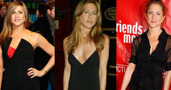 Jennifer Aniston's Style Evolution Proves That She LOVES An LBD