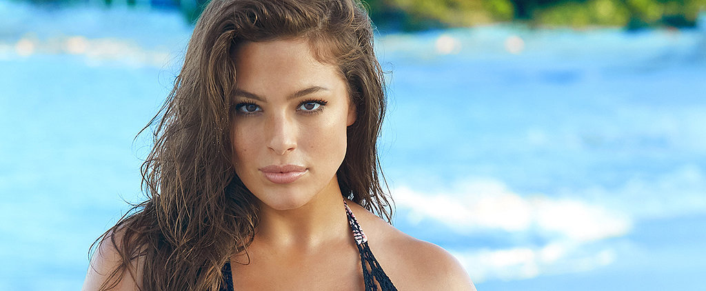 "Ashley Graham's Sports Illustrated Swimsuit Pics Will Make You Stand Up and Say ""Dayum!"""