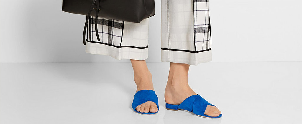 Thanks to Mansur Gavriel, Your Shoe Closet Is Now Complete