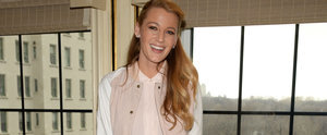 Blake Lively Wears the Ultimate Sporty-Meets-Feminine Outfit