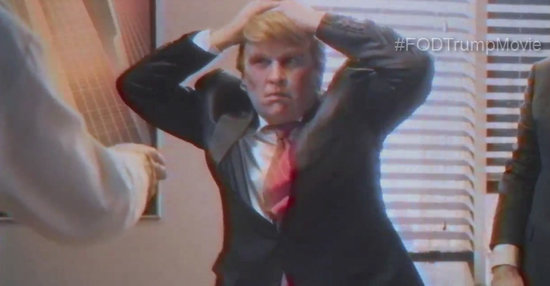 Johnny Depp Is Genius as '80s Donald Trump in Epic Funny or Die Video