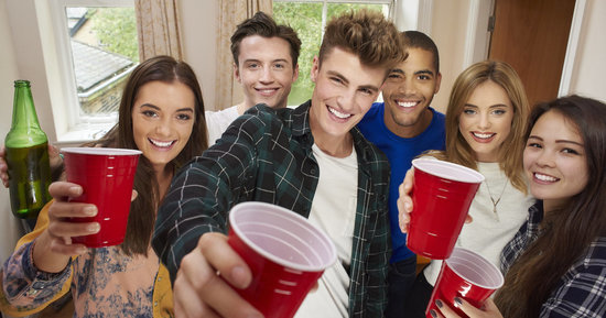 How to Party All Day and Not Feel Like Sh*t the Next Morning
