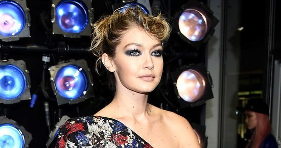 Gigi Hadid Vamps It Up in Blue Smoky Eyes: Love It or Hate It?