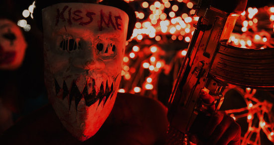 'The Purge: Election Year' Trailer Votes for More Carnage