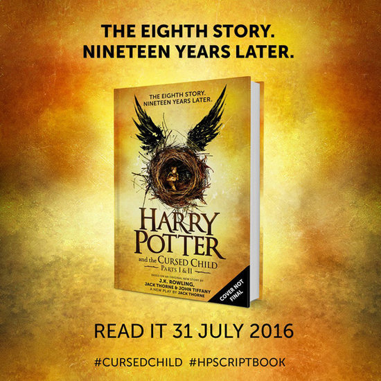 Harry Potter and the Cursed Child Will Be Released as a Book - and the Fandom's Pretty Thrilled
