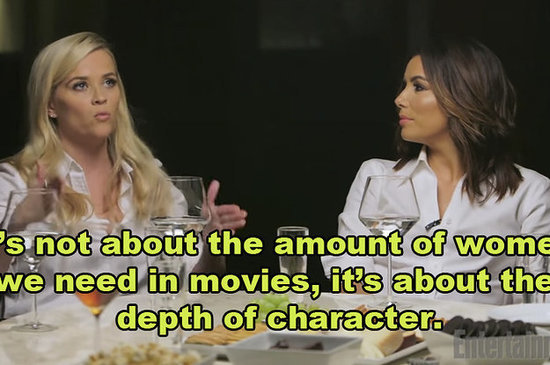 Reese Witherspoon Talked About Why Women Need Better Roles In Hollywood