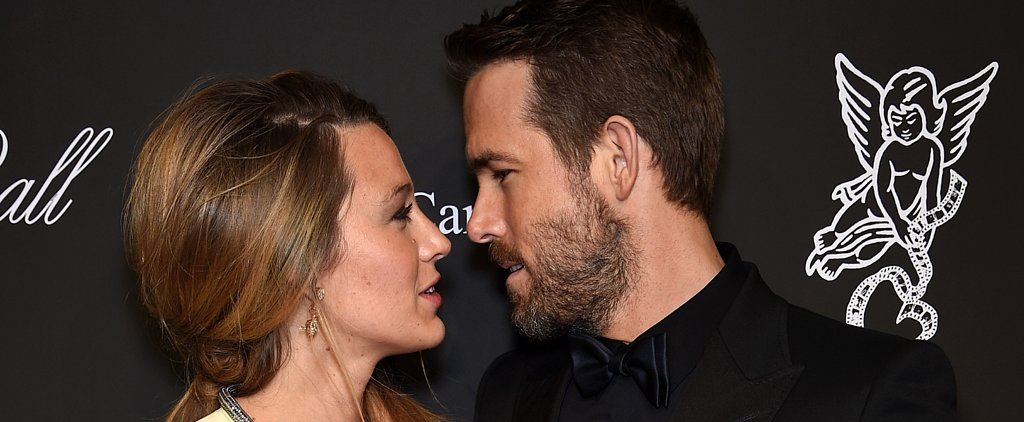 Ryan Reynolds Shares the Safe Word He Uses With Blake Lively