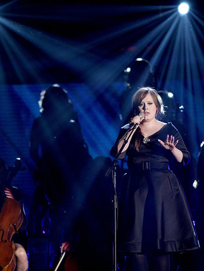 #WCW: Watch Adele's Glorious Performance of 'Chasing Pavements' at the 2009 Grammys