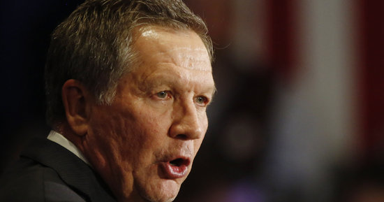 Planned Parenthood Hits John Kasich With Five-Figure Ad Buy