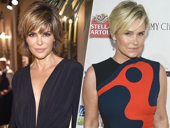 Yolanda Foster and Lisa Rinna Fight Over RHOBH Lyme Disease Drama on Twitter