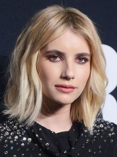 Emma Roberts Wore an Edgy Leather Look on Her Birthday