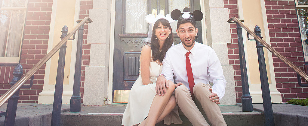 This Disneyland Engagement Session Is All Kinds of Perfect