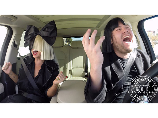 Sia to Duet with James Corden for 'Carpool Karaoke'