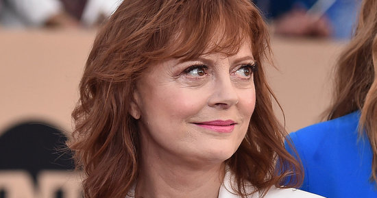 Susan Sarandon Reminds Us We Don't Need Photoshop To Be Beautiful