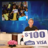 Prepare to Get Emotional at Ellen's Most Generous Giveaway Ever