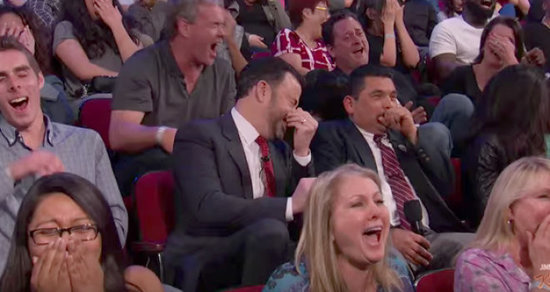 Watch 'Jimmy Kimmel' Audience React to NC-17-Worthy 'Brothers Grimsby' Scene