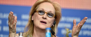 Meryl Streep Is in Hot Water Over Some Questionable Comments About Diversity in Films