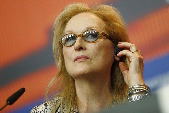 Meryl Streep: 'We're All Africans, Really'