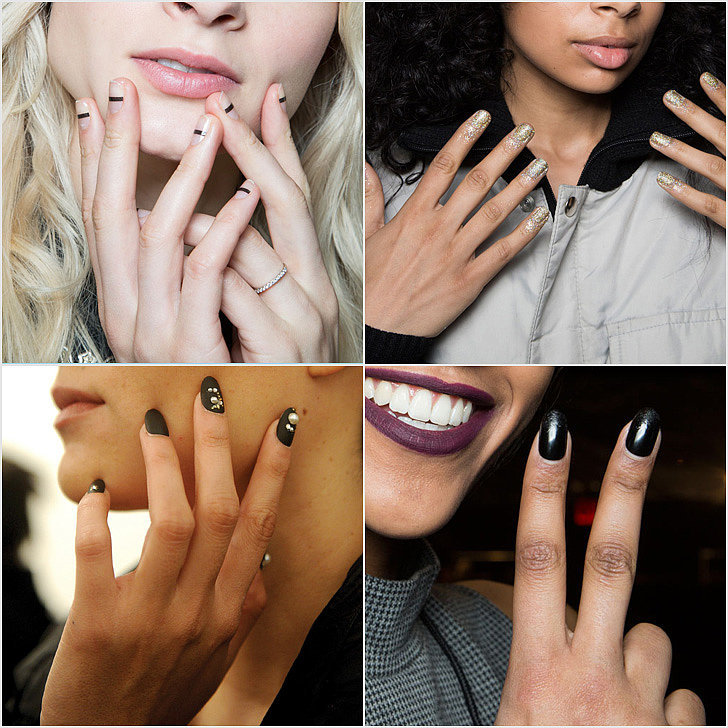 Acrylic Nails Trend Fall 2016: New York Fashion Week