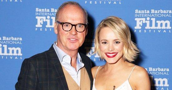 'Spotlight' Stars Rachel McAdams and Michael Keaton Hit the Red Carpet at Santa Barbara International Film Festival