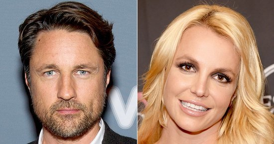 Grey's Anatomy Star Martin Henderson Dishes on 'Legendary Kiss' With Britney Spears in 'Toxic' Video